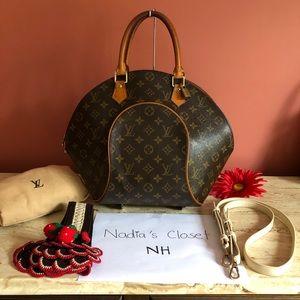 Louis Vuitton Bags - Rare item LV Ellipse MM